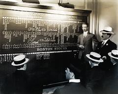 Toronto Stock Market 1910